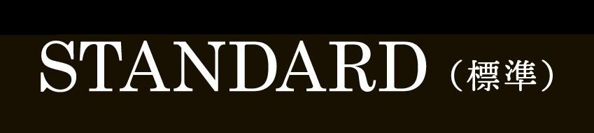 STANDARD(標準)